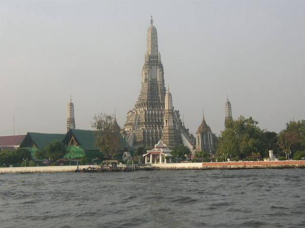 遊湄南河~~鄭王廟(中國人當了15年的泰皇)