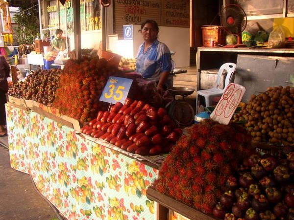 紅毛丹.....還是我們的荔枝好吃