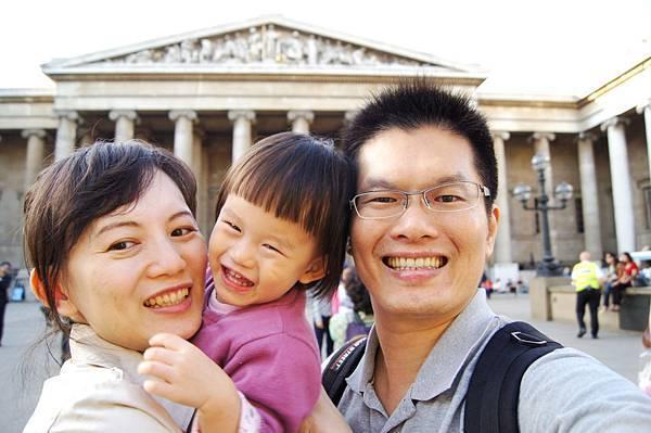 dudu在大英博物館
