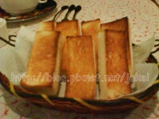 1-烤麵包(可追加)