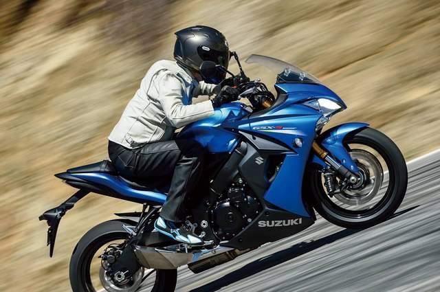 【傲視公道 無可取代】 繼街車GSX-S1000即將引進台灣之後, 雙生子跑旅GSX-S1000F(整流罩版) 也將同步登場!!