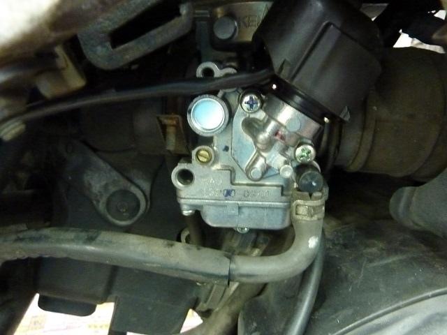 GSR125 排氣檢驗不合