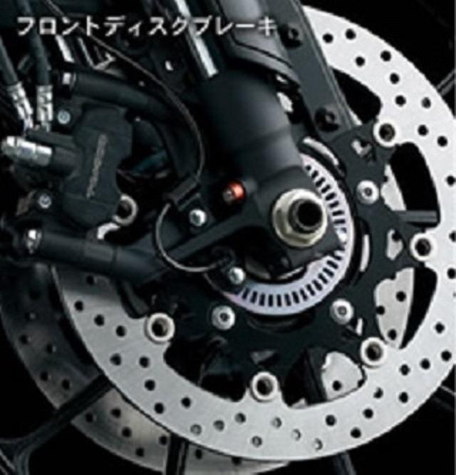 【造車工藝 】CBS連動煞車系統