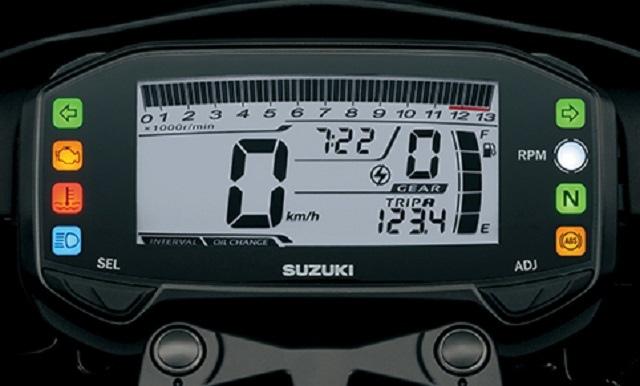 SUZUKI GSX-R150及GSX-S150 引擎超轉燈設定