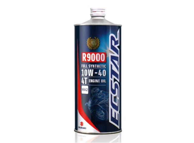 日本原裝SUZUKI 原廠頂級全合成機油R9000 10W-40 MA2 正式發表