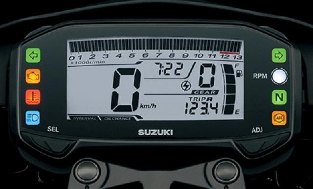 SUZUKI GSX-R150及GSX-S150 時鐘設定