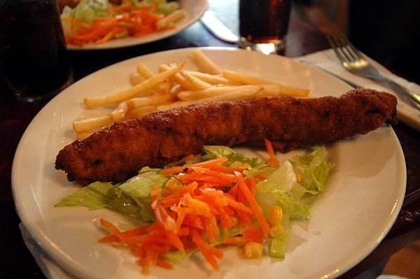 食在哥多華 火腿豬肉捲