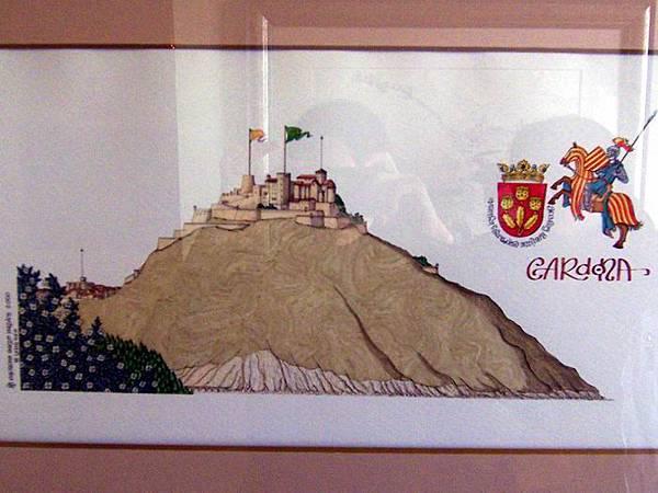 Cardona城堡圖.JPG