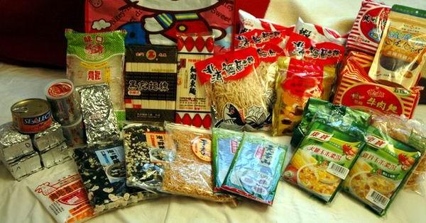 來自台灣的愛心補給品.JPG
