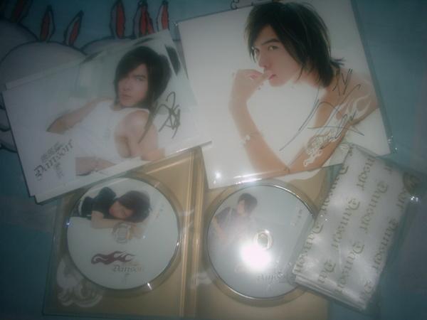 《愛我》簽名預購專輯