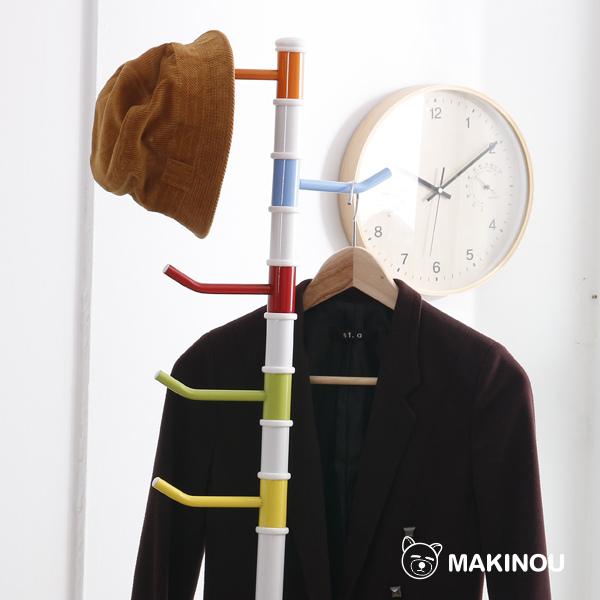 20150113-痞客邦-繽紛旋轉衣帽架-圖片1