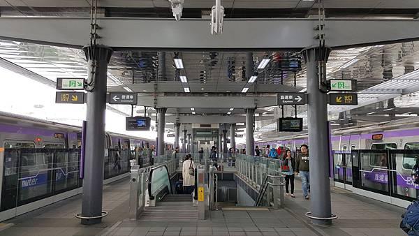 機捷沿線車站與各站必玩景點