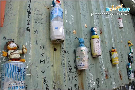 左營自助新村-眷村裡迷路09