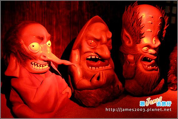 台中文化創意園區-鬼太郎的妖怪樂園15