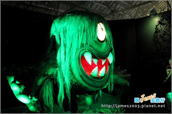 台中文化創意園區-鬼太郎的妖怪樂園21