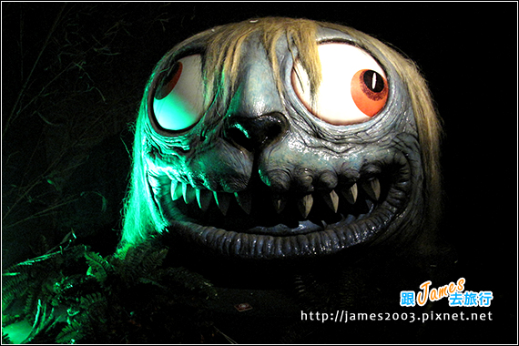台中文化創意園區-鬼太郎的妖怪樂園20
