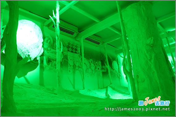 台中文化創意園區-鬼太郎的妖怪樂園22