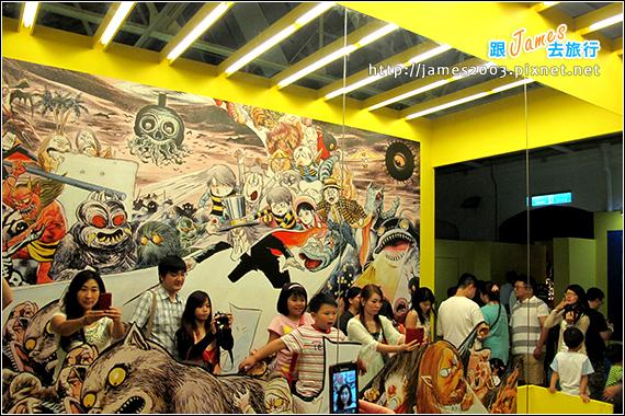 台中文化創意園區-鬼太郎的妖怪樂園23