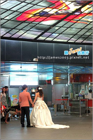 高雄-光之穹頂-漁人碼頭-新崛江-捷運一日遊03