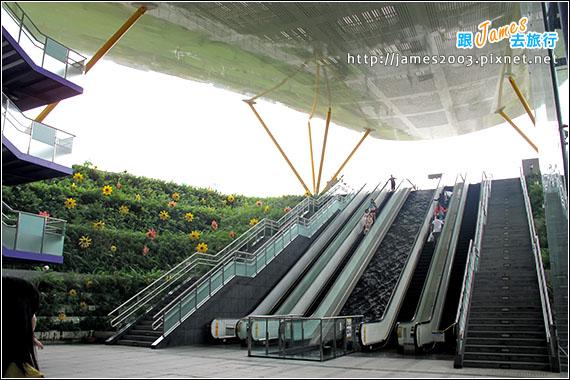 高雄-光之穹頂-漁人碼頭-新崛江-捷運一日遊14