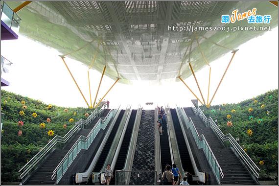 高雄-光之穹頂-漁人碼頭-新崛江-捷運一日遊15