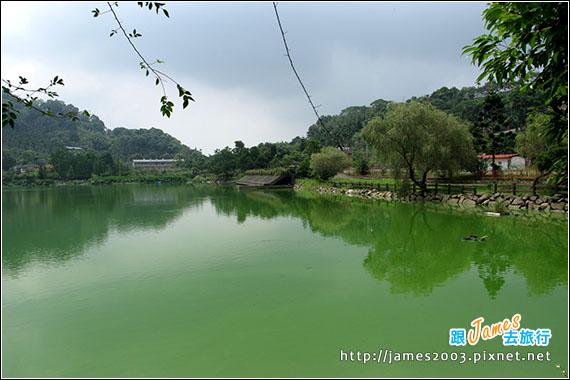 南投景點_鹿谷麒麟潭09