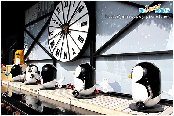 台中-勤美誠品綠園道-換聖誕裝囉02