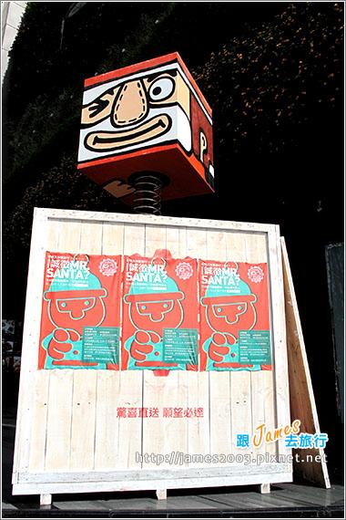 台中-勤美誠品綠園道-換聖誕裝囉09