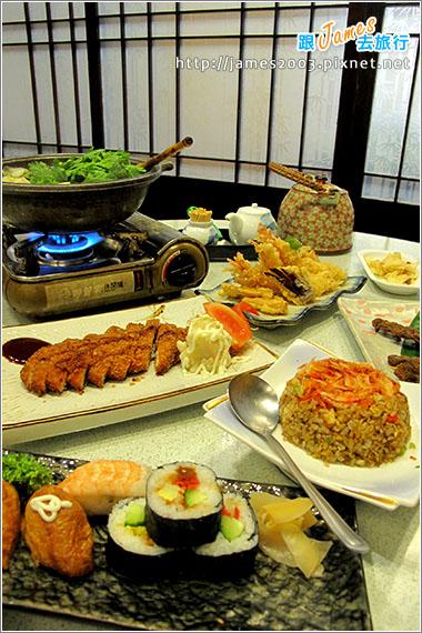 南投美食餐廳_字村創意日本料理01
