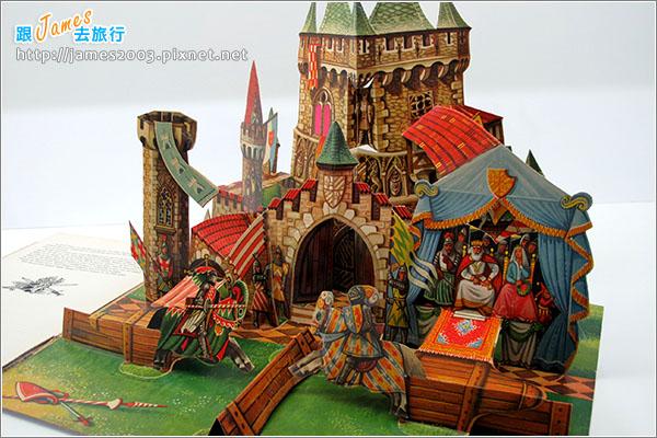 台中文化創意園區-立體書的異想世界展覽09