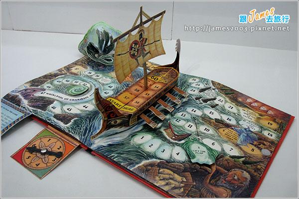 台中文化創意園區-立體書的異想世界展覽16