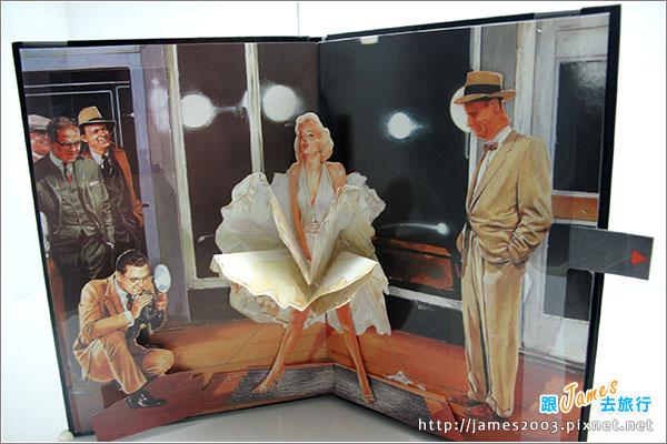 台中文化創意園區-立體書的異想世界展覽26
