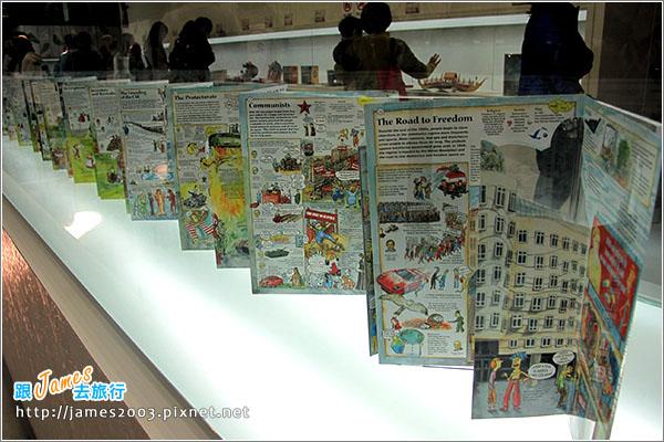 台中文化創意園區-立體書的異想世界展覽28
