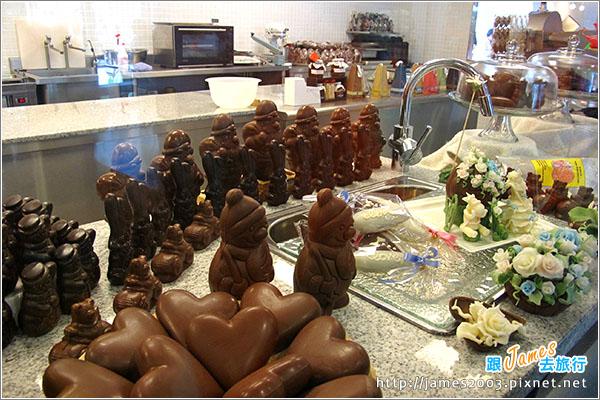 [桃園] 觀光工廠-宏亞巧克力共和國13