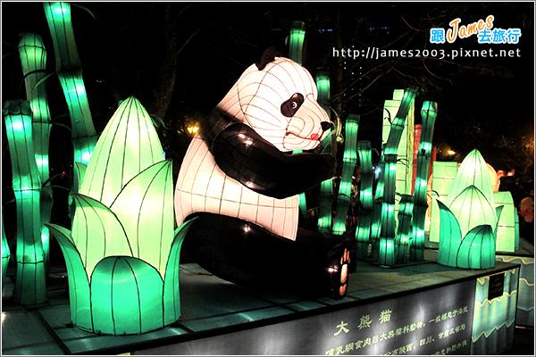 2013台中燈會-文心森林公園元宵燈會_14