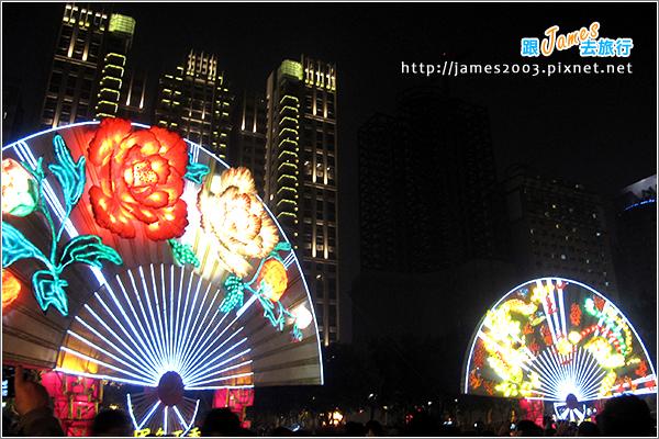 2013台中燈會-文心森林公園元宵燈會_08