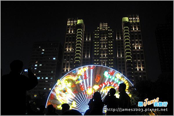 2013台中燈會-文心森林公園元宵燈會_09
