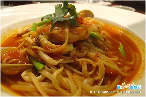 [台中美食] 中友百貨14樓的美味-義式屋古拉爵聚餐11