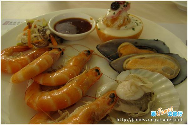 [員林美食] 昇財麗禧酒店-麗景西餐廳吃到飽12