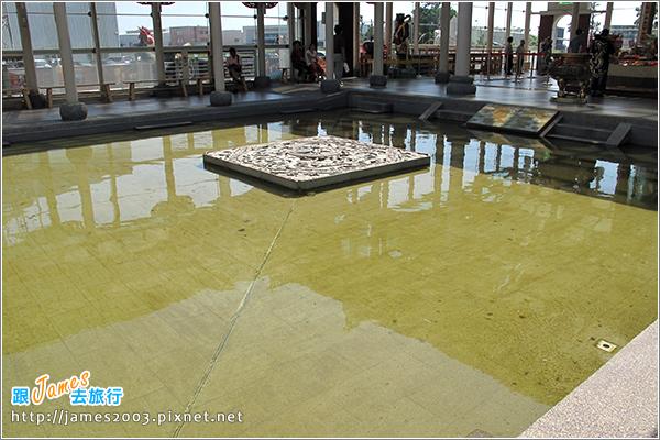 [彰化鹿港] 玻璃媽祖廟『護聖宮』&台灣玻璃館-觀光工廠-彰濱工業區9