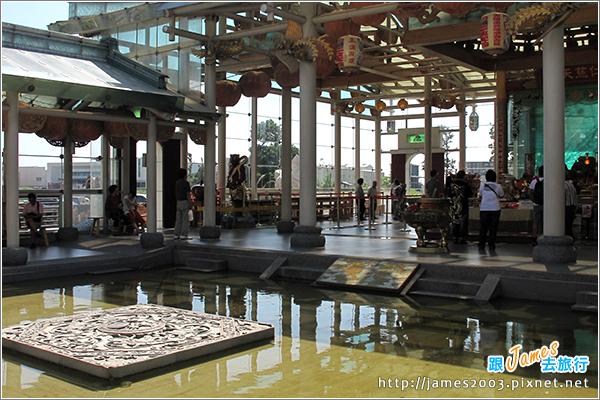 [彰化鹿港] 玻璃媽祖廟『護聖宮』&台灣玻璃館-觀光工廠-彰濱工業區10
