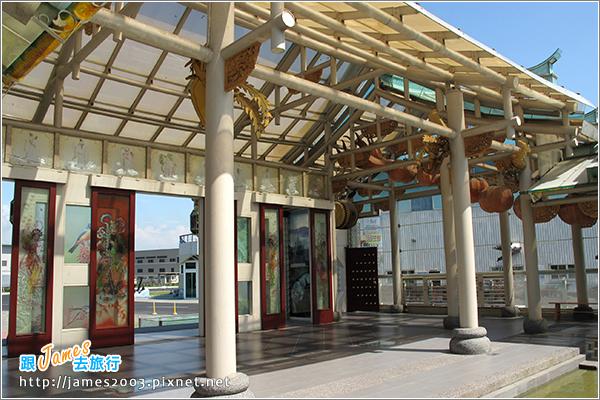 [彰化鹿港] 玻璃媽祖廟『護聖宮』&台灣玻璃館-觀光工廠-彰濱工業區11