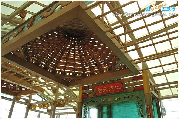 [彰化鹿港] 玻璃媽祖廟『護聖宮』&台灣玻璃館-觀光工廠-彰濱工業區13