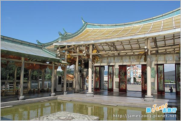[彰化鹿港] 玻璃媽祖廟『護聖宮』&台灣玻璃館-觀光工廠-彰濱工業區14