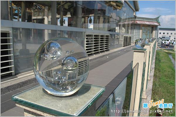 [彰化鹿港] 玻璃媽祖廟『護聖宮』&台灣玻璃館-觀光工廠-彰濱工業區16