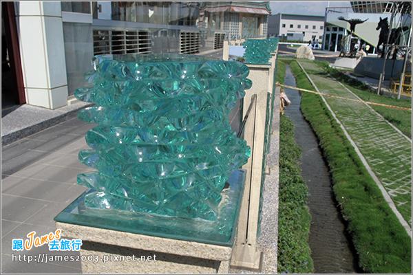 [彰化鹿港] 玻璃媽祖廟『護聖宮』&台灣玻璃館-觀光工廠-彰濱工業區17
