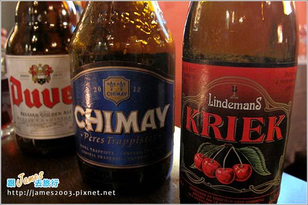台中大遠百美食_布娜飛比利時啤酒餐廳_品酒會21