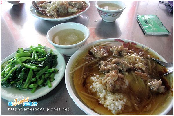 台中正老牌香菇肉羹07