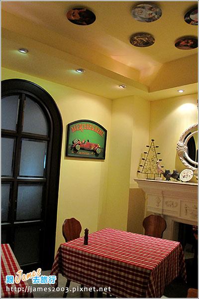 [台中餐廳] 法藍爸爸義式餐廳 002.JPG