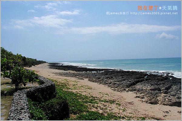 [墾丁景點] 貝殼砂的天堂-砂島(貝殼砂展示館)001